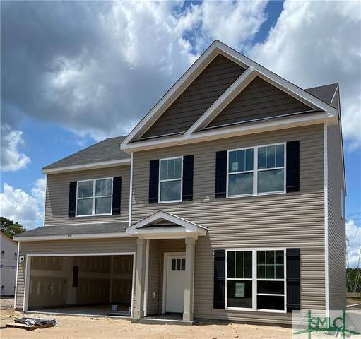 308 Crosswinds Drive, Rincon, GA 31326 (MLS #248000) :: Coldwell Banker Access Realty