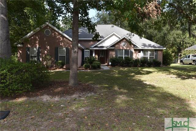 561 Laurenburg Drive, Richmond Hill, GA 31324 (MLS #248019) :: Savannah Real Estate Experts