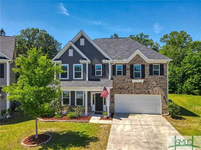 378 Casey Drive, Pooler, GA 31322 (MLS #248020) :: Team Kristin Brown | Keller Williams Coastal Area Partners