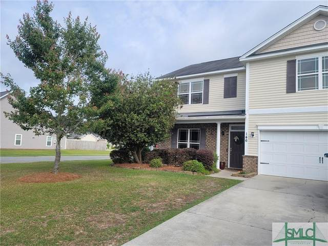 146 Somersby Boulevard, Pooler, GA 31322 (MLS #248022) :: Keller Williams Coastal Area Partners