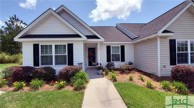 37 Rivermoor Court, Savannah, GA 31407 (MLS #248030) :: Heather Murphy Real Estate Group