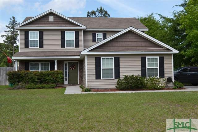 201 Beaubrook Boulevard, Springfield, GA 31329 (MLS #248031) :: Coldwell Banker Access Realty