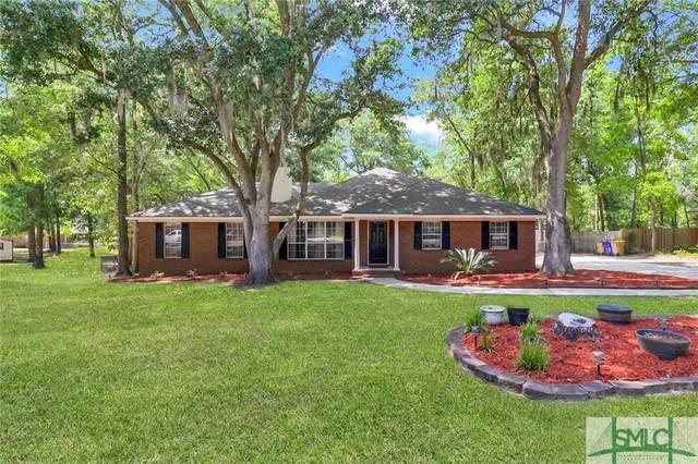 105 Daytona Drive, Bloomingdale, GA 31302 (MLS #248032) :: The Arlow Real Estate Group