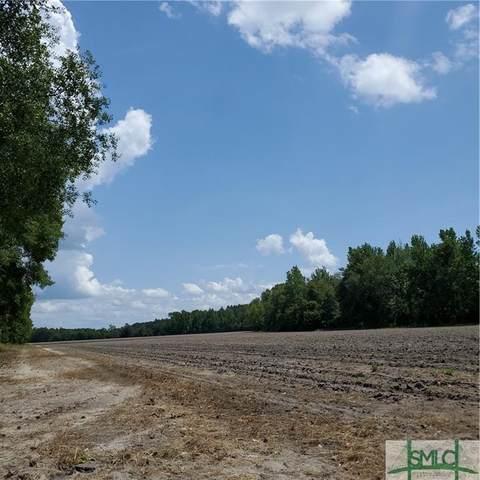 0 Runs Branch Road, Newington, GA 30446 (MLS #248038) :: Keller Williams Coastal Area Partners