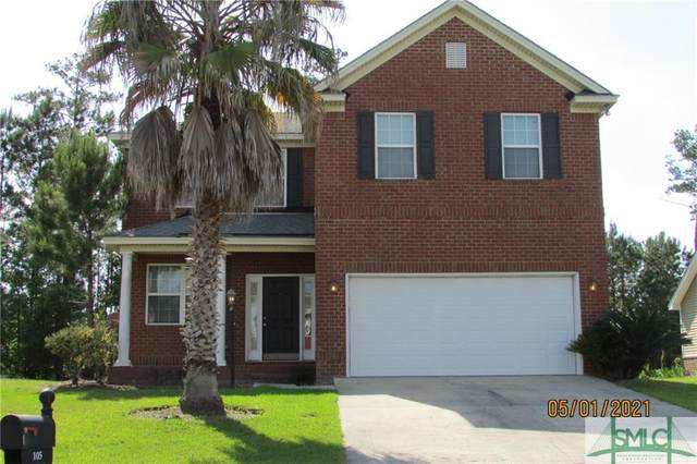 105 Redrock Court, Port Wentworth, GA 31407 (MLS #248040) :: Savannah Real Estate Experts