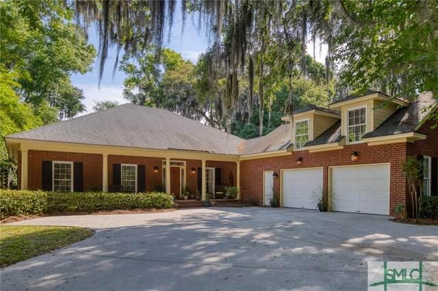 4 Captain Browns Way, Savannah, GA 31411 (MLS #248044) :: The Arlow Real Estate Group