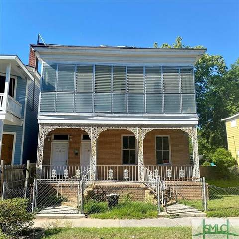 514/516 W 39th Street, Savannah, GA 31415 (MLS #248046) :: Bocook Realty