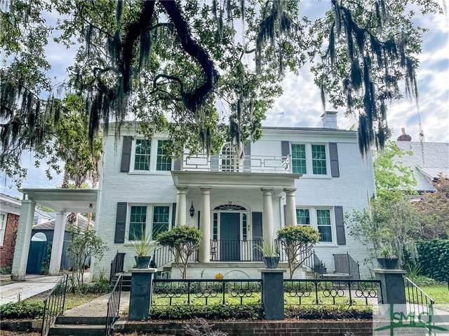 38 Washington Avenue, Savannah, GA 31405 (MLS #248052) :: Coldwell Banker Access Realty