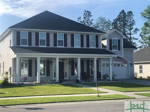 60 Harvest Moon Drive, Savannah, GA 31419 (MLS #248053) :: Teresa Cowart Team
