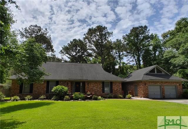 102 Lakeshore Drive, Savannah, GA 31419 (MLS #248066) :: Coldwell Banker Access Realty
