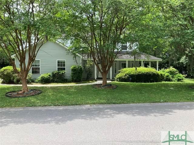 172 St Ives Drive, Savannah, GA 31419 (MLS #248072) :: Coldwell Banker Access Realty
