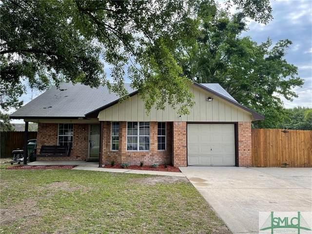 1421 Sidewinder Way, Hinesville, GA 31313 (MLS #248080) :: Coldwell Banker Access Realty