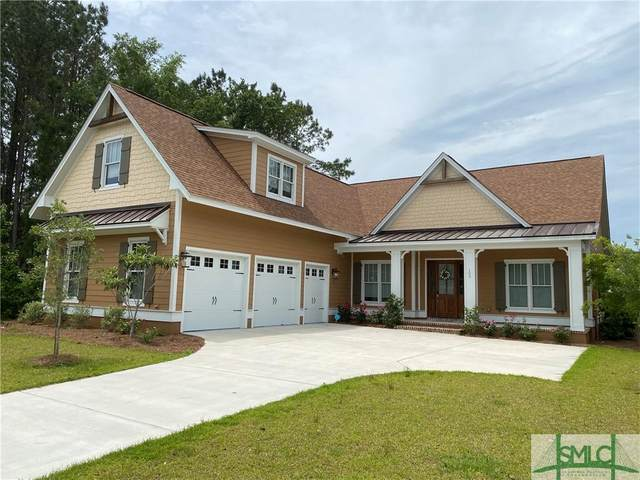 103 Kent Trail, Pooler, GA 31322 (MLS #248087) :: Team Kristin Brown | Keller Williams Coastal Area Partners