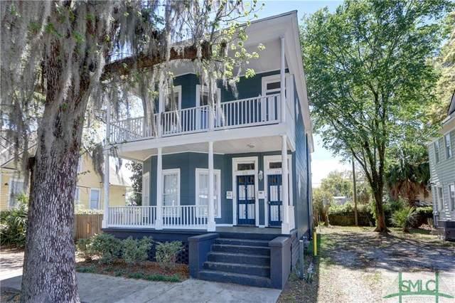 213/215 & 211 W 41st Street, Savannah, GA 31401 (MLS #248088) :: Keller Williams Coastal Area Partners