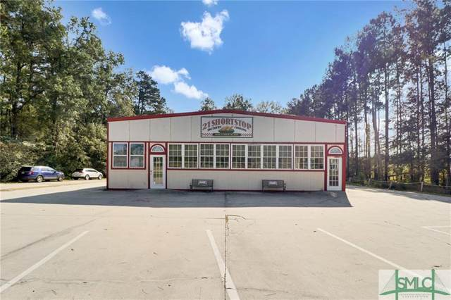 7960 Ga Highway 21 Highway, Port Wentworth, GA 31407 (MLS #248089) :: Coldwell Banker Access Realty