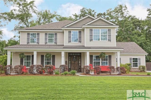 694 Lou Page Lane, Richmond Hill, GA 31324 (MLS #248096) :: The Arlow Real Estate Group