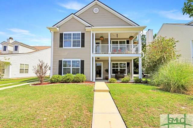 28 Westbourne Way, Savannah, GA 31407 (MLS #248098) :: Liza DiMarco