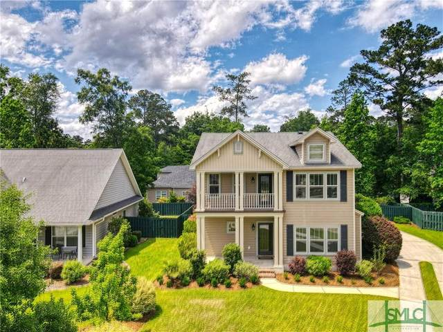60 Teachers Road, Richmond Hill, GA 31324 (MLS #248102) :: Coldwell Banker Access Realty
