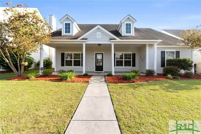 38 Central Park Way, Savannah, GA 31407 (MLS #248105) :: Keller Williams Coastal Area Partners