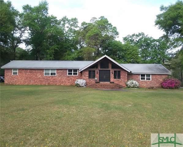3109 Tuckahoe Road, Sylvania, GA 30467 (MLS #248110) :: Keller Williams Coastal Area Partners