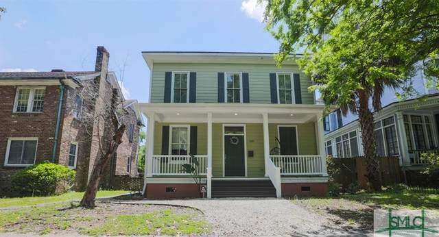 505 E Waldburg Street, Savannah, GA 31401 (MLS #248113) :: Bocook Realty