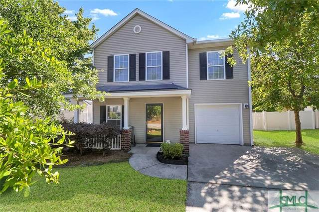 25 Hamilton Grove Drive, Pooler, GA 31322 (MLS #248115) :: Team Kristin Brown | Keller Williams Coastal Area Partners