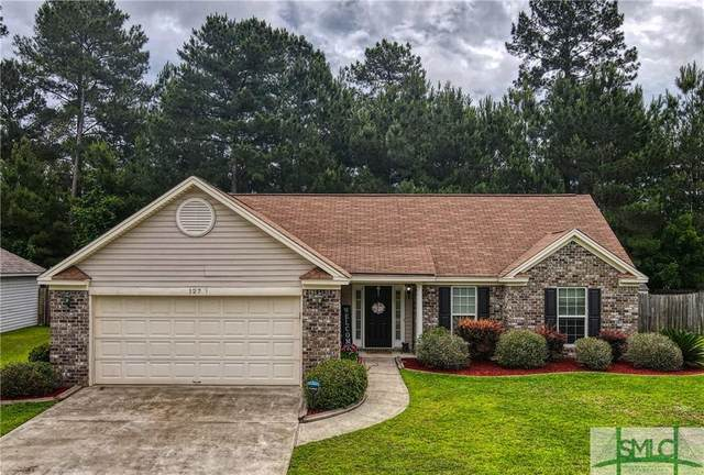 127 Chinese Fir Court, Pooler, GA 31322 (MLS #248123) :: The Hilliard Group