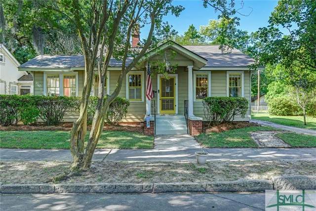1307 E 50th Street, Savannah, GA 31404 (MLS #248124) :: Coastal Savannah Homes