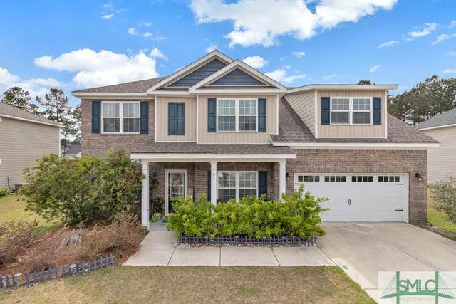 95 Wicklow Drive, Richmond Hill, GA 31324 (MLS #248127) :: Heather Murphy Real Estate Group