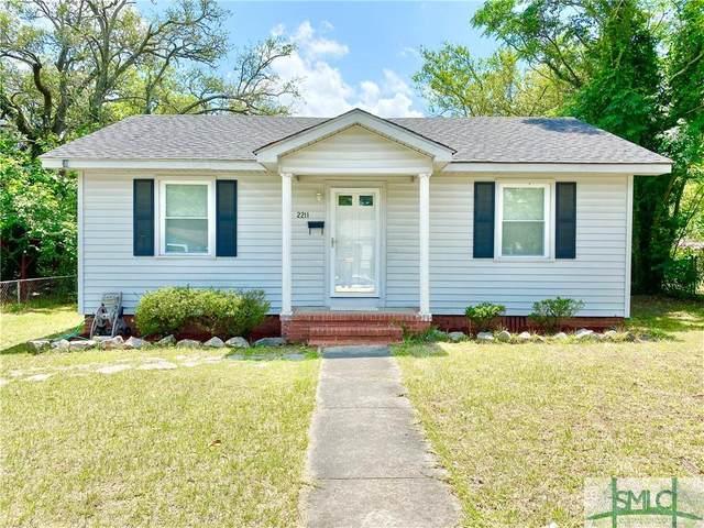 2211 Hawthorne Street, Savannah, GA 31404 (MLS #248131) :: Liza DiMarco