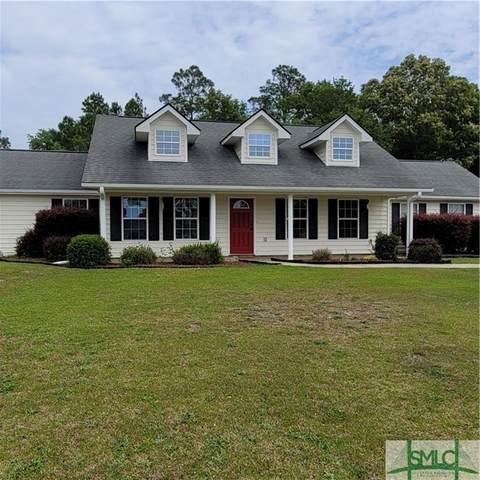 779 Parish Loop, Hinesville, GA 31313 (MLS #248132) :: The Arlow Real Estate Group