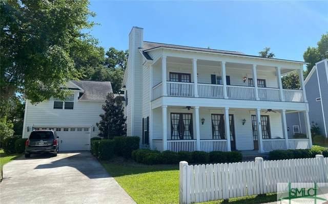 6 Autumn Lake Drive, Savannah, GA 31419 (MLS #248133) :: Keller Williams Coastal Area Partners