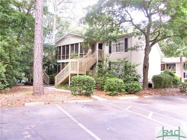401 N Cromwell Road F4, Savannah, GA 31410 (MLS #248137) :: The Arlow Real Estate Group