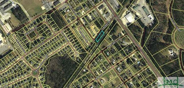 Lot 39 Linwood Avenue, Richmond Hill, GA 31324 (MLS #248145) :: The Arlow Real Estate Group