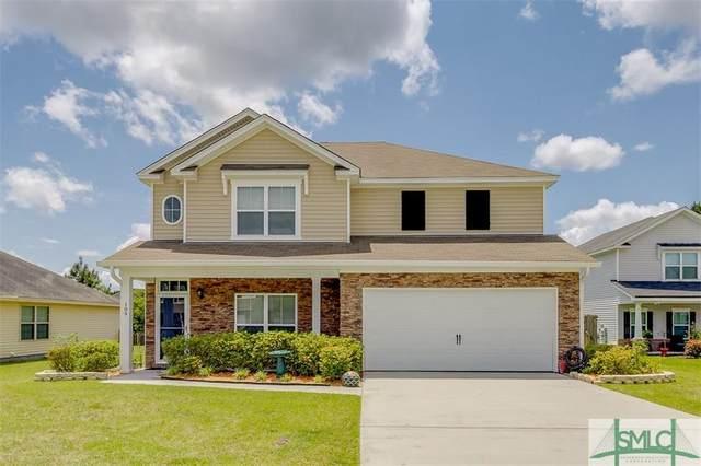 109 Flat Creek Lane, Guyton, GA 31312 (MLS #248158) :: The Arlow Real Estate Group