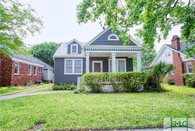 723 E 50th Street, Savannah, GA 31405 (MLS #248163) :: The Arlow Real Estate Group