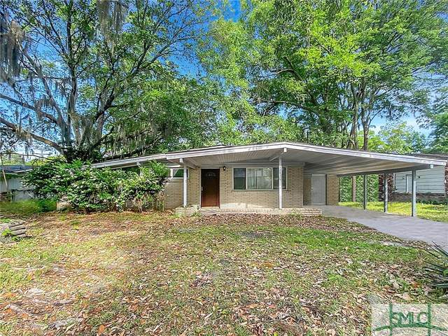 12420 Deerfield Road, Savannah, GA 31419 (MLS #248168) :: Bocook Realty