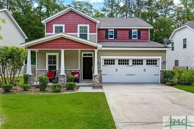 407 Plantation Way, Richmond Hill, GA 31324 (MLS #248171) :: The Arlow Real Estate Group
