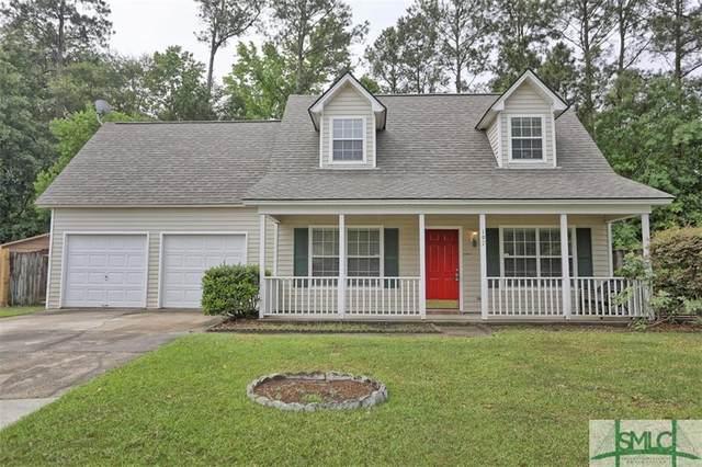 197 Finn Circle, Savannah, GA 31419 (MLS #248180) :: Keller Williams Coastal Area Partners