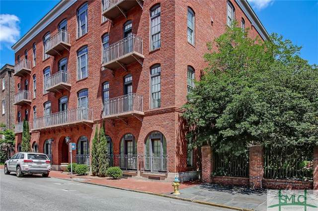 316 E State Street 2B, Savannah, GA 31401 (MLS #248181) :: Keller Williams Coastal Area Partners