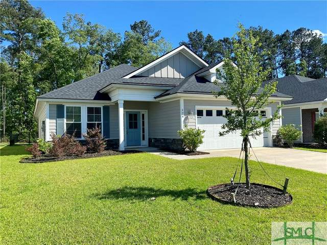 174 Martello Road, Pooler, GA 31322 (MLS #248182) :: Team Kristin Brown | Keller Williams Coastal Area Partners