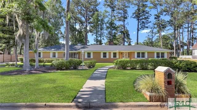 410 Arlington Road, Savannah, GA 31419 (MLS #248184) :: The Arlow Real Estate Group
