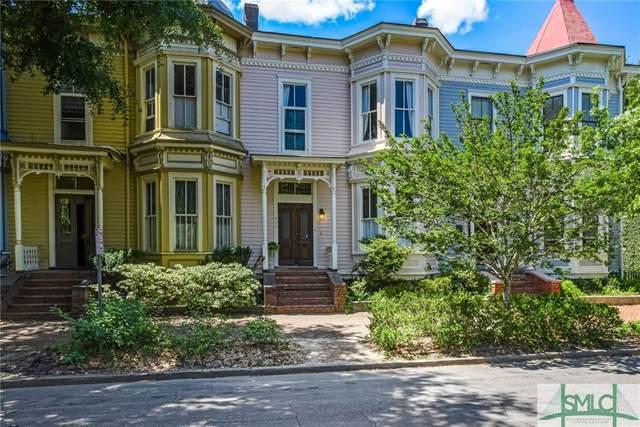 409 E Huntingdon Street, Savannah, GA 31401 (MLS #248187) :: The Arlow Real Estate Group