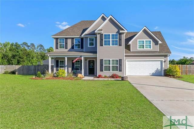 311 Labrador Lane, Guyton, GA 31312 (MLS #248189) :: McIntosh Realty Team