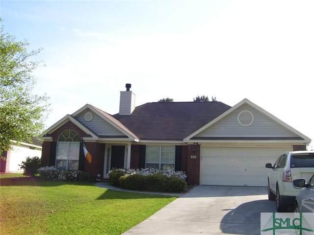 193 Junco Way, Savannah, GA 31419 (MLS #248191) :: The Arlow Real Estate Group