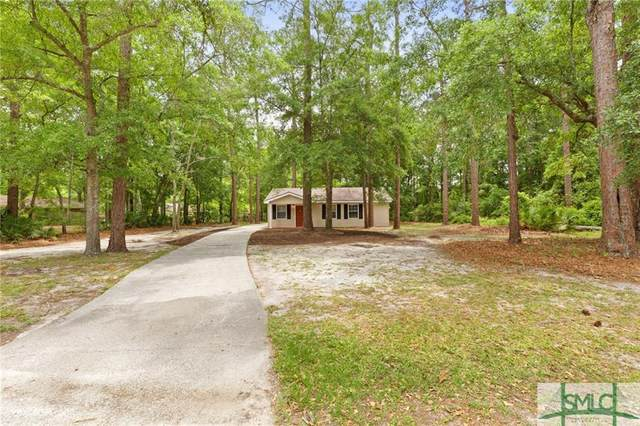 548 Ashmore Road, Hinesville, GA 31313 (MLS #248212) :: The Arlow Real Estate Group
