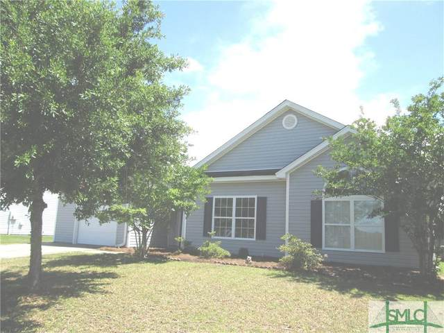 11 Telford Street, Savannah, GA 31407 (MLS #248218) :: The Arlow Real Estate Group
