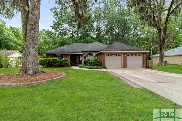 716 Greenwich Drive, Richmond Hill, GA 31324 (MLS #248223) :: The Arlow Real Estate Group