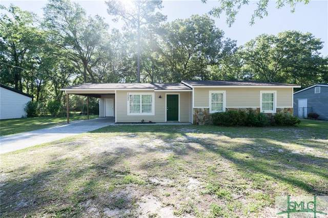 1080 Ricade Drive, Hinesville, GA 31313 (MLS #248227) :: The Arlow Real Estate Group