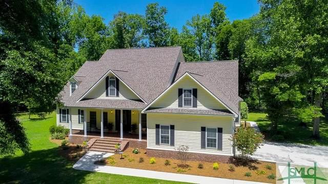 1492 Old Augusta Road, Clyo, GA 31303 (MLS #248239) :: Heather Murphy Real Estate Group